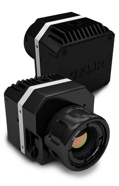 Flir Vue - Θερμική κάμερα για drones